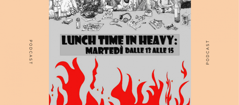 Lunch Time in Heavy del 10-10-2017