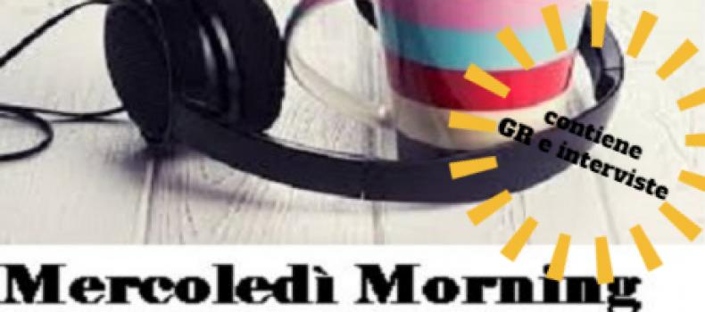Scaletta e Podcast Mercoledì Morning del 22-2-2017