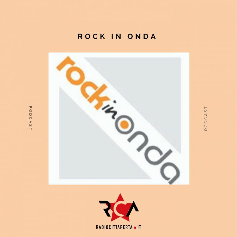 ROCK IN ONDA con CLAUDIO FABRETTI