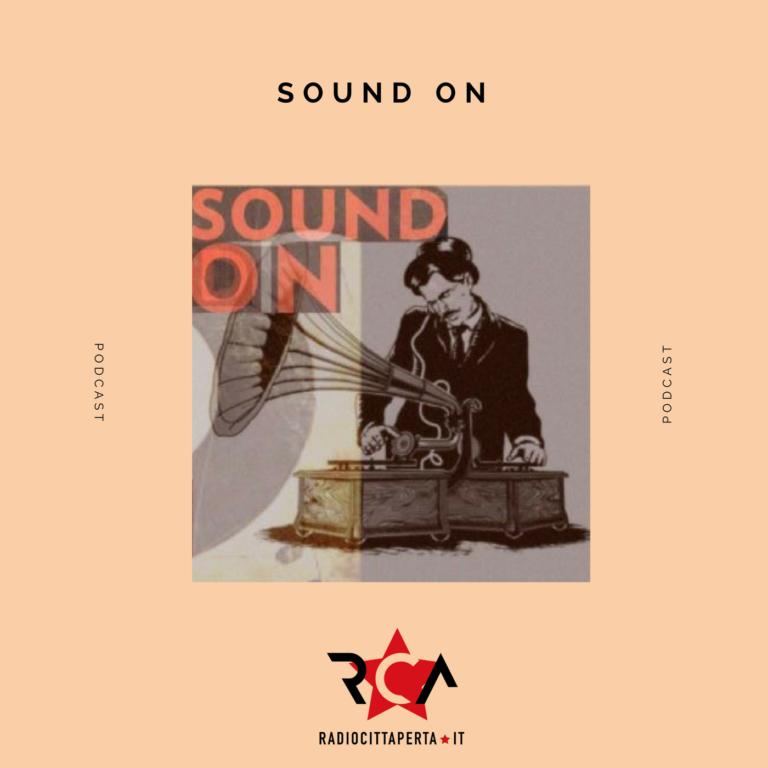 SOUND ON con SARA