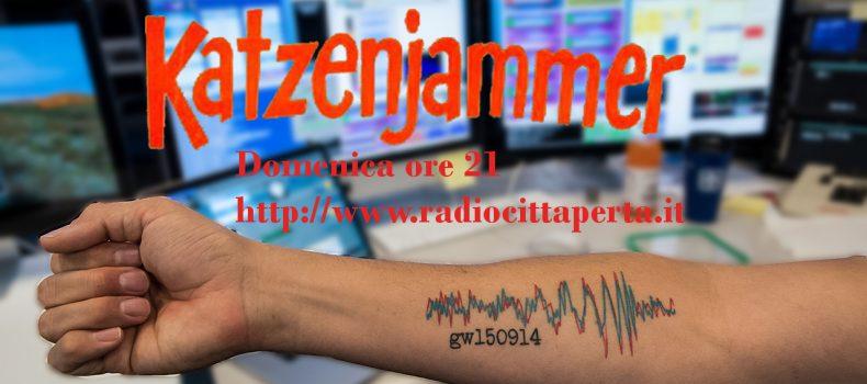 Scaletta e Podcast Katzenjammer 11-12-2016