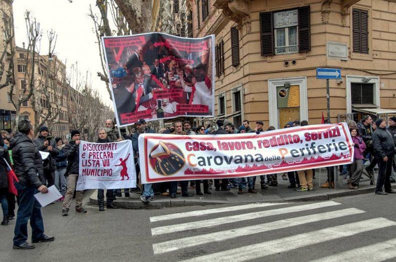Roma. Basta con le cricche di potere, torniamo al programma. Oggi tutti in Campidoglio