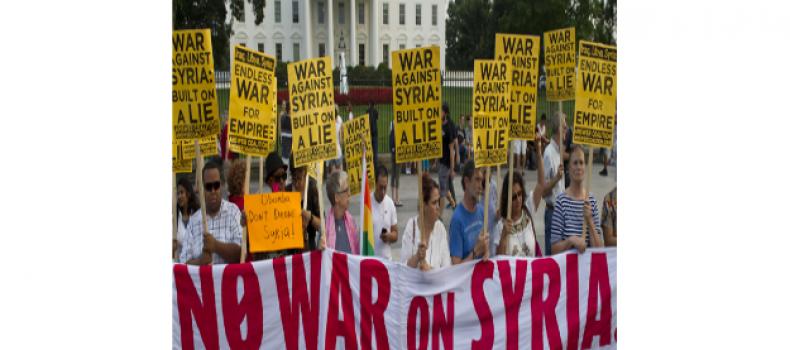 """""""Siria e Medio Oriente nella competizione globale"""" – Intervista a Marco Santopadre"""