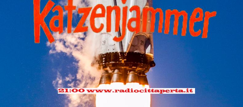 Scaletta e podcast di Katzenjammer del 15 gennaio 2017