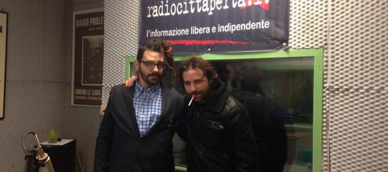 Intervista di Santigna per La Nuit Bobo Chic del 22 Febbraio 2017