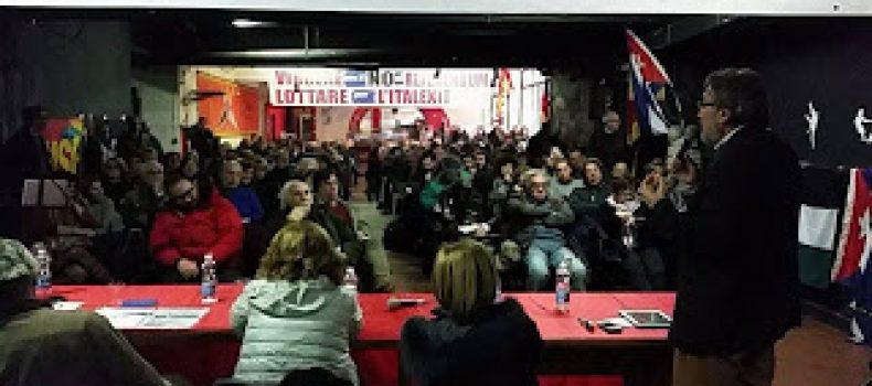 Eurostop: dal No sociale all'Italexit, un percorso politico e sociale – Contropiano