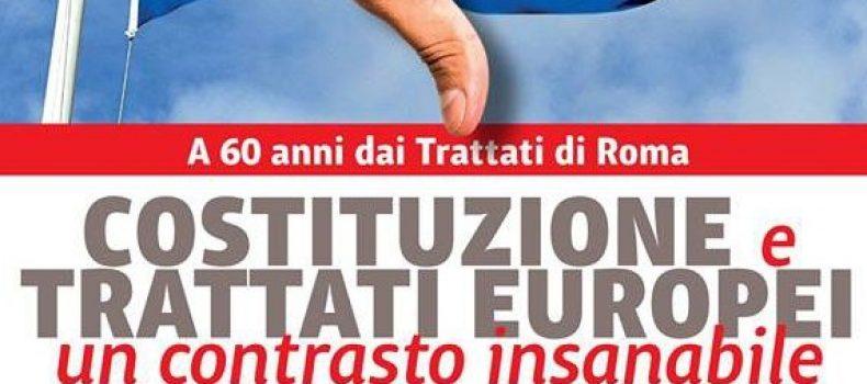 Costituzione e trattati europei: intervista a Franco Russo