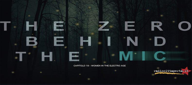 THE ZERO BEHIND THE MIC 8.3.17 con Alessandro Anello