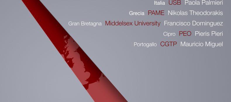"""Conferenza sindacale internazionale: """"Il ruolo dell'UE nella competizione internazionale"""""""
