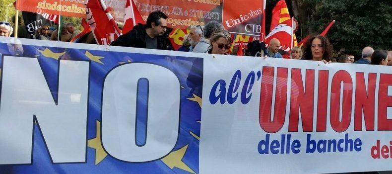 25 marzo: la manifestazione di Eurostop
