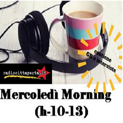Scaletta e Podcast MERCOLEDI' MORNING 12-4-2017