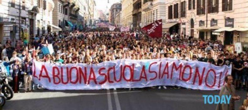 Sciopero della scuola: intervista a Lorenzo Giustolisi (USB)