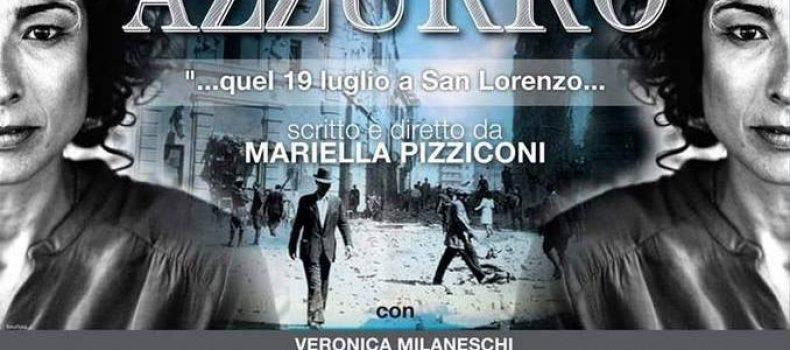 """Santigna intervista Veronica Milaneschi per lo spettacolo """"Sotto un cielo azzurro"""""""