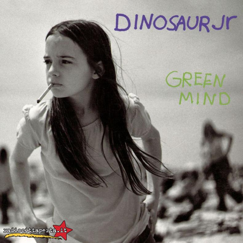 Scaletta e podcast 20º episodio DOWNSIDE UP – Dinosaur Jr. – 'Green Mind'
