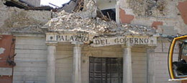 Speciale terremoto Abruzzo 2009