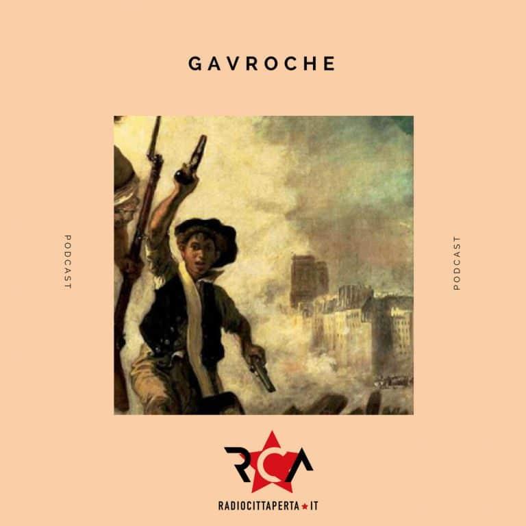 GAVROCHE con GIORGIO CREMASCHI