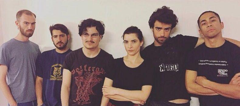 """Intervista di Santigna per lo spettacolo """"La Rapina"""""""
