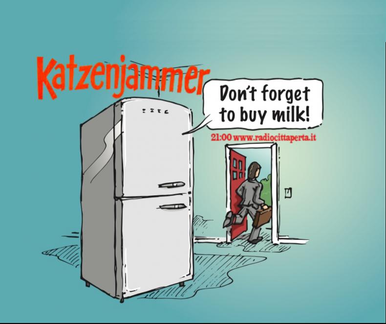 Katzenjammer puntata del 7 maggio
