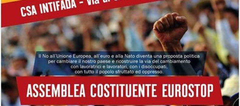Assemblea costituente di Eurostop