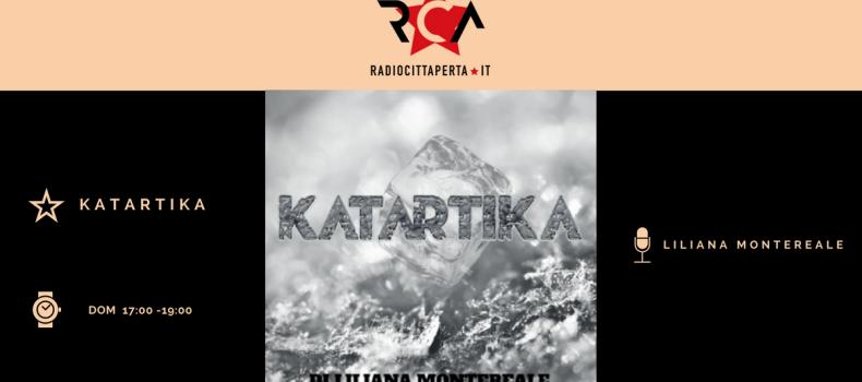 Playlist e Podcast di KATARTIKA del 9/11/2018