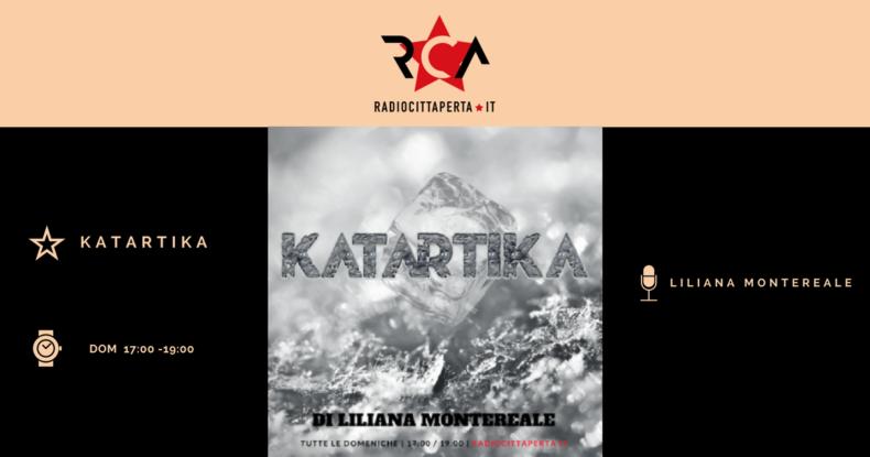 Playlist e Podcast di KATARTIKA del 19/10/2018