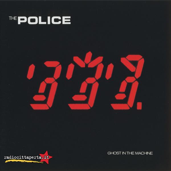 Scaletta e podcast 24º episodio DOWNSIDE UP – The Police – 'Ghost In The Machine'