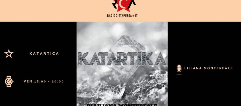 Playlist e Podcast di KATARTIKA del 28/12/2018