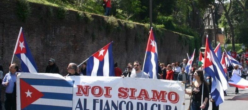 Gli Stati Uniti contro Cuba – Intervista al prof. Luciano Vasapollo