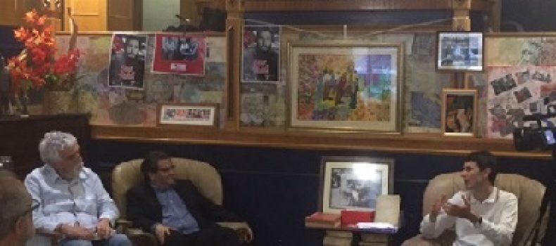 Da sud a sud, camminando con Fidel – Intervista a Luciano Vasapollo