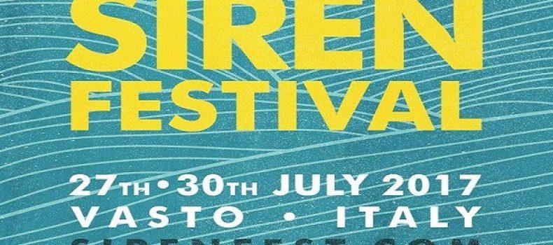 Siren 2017 Il Festival che si appropria dei luoghi