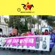 """Manifestazione """"NON UNA DI MENO"""" – corrispondenza di DAFNE ANASTASI"""