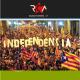 Catalogna: corrispondenza dal presidio Eurostop a Roma