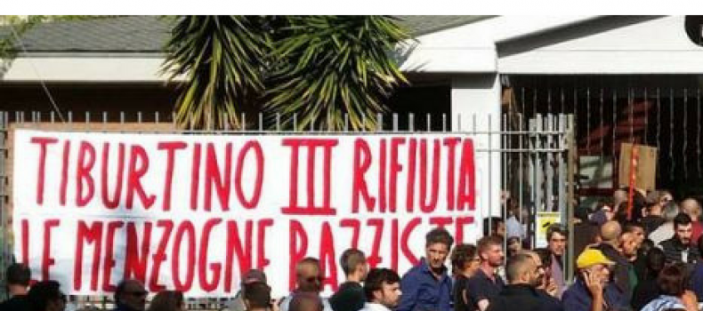 Antifascismo dal basso: i fatti di Tiburtino III, a Roma. Cronaca e analisi.