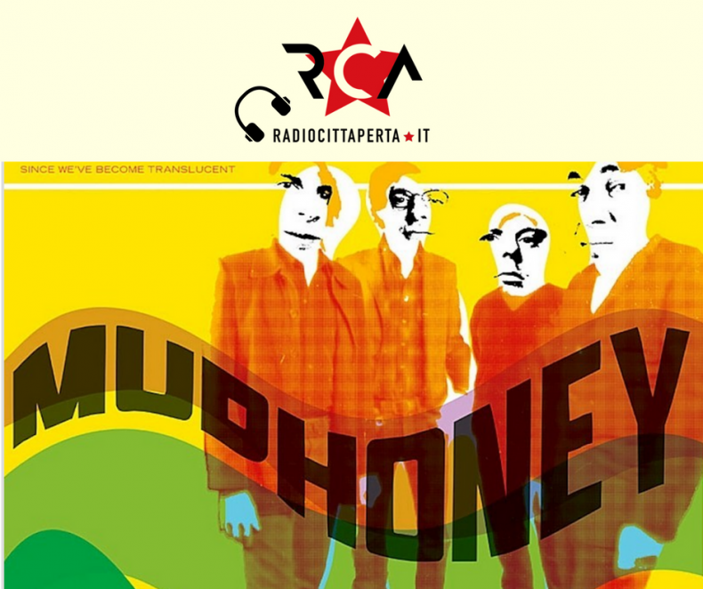 Scaletta e podcast 1º episodio DOWNSIDE UP – Mudhoney – 'Since We've Become Translucent'