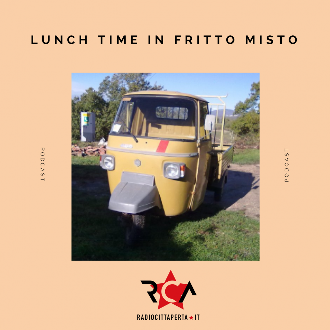 LUNCH TIME – IN FRITTO MISTO con FEDERICO CORSI del 31-01-2018