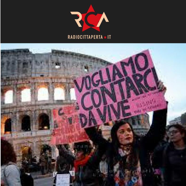 28 settembre Non Una Di Meno in piazza – Intervista a Dafne Anastasi (Milano)