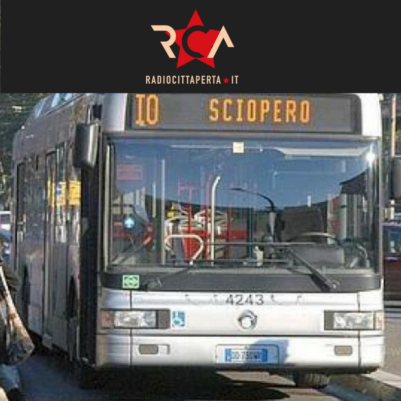 Roma, il 29 settembre sarà sciopero cittadino: intervista a Guido Lutrario (USB)