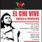 """9 ottobre 2017, Roma, presentazione del libro: """"Io e il Che"""""""