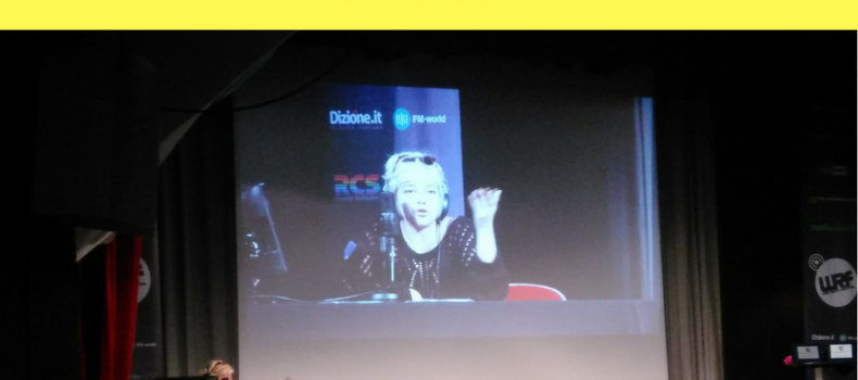 Radio città aperta al Web Radio Festival 2017