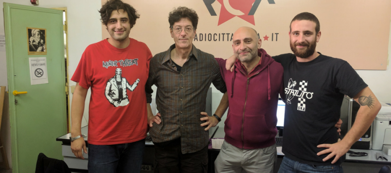 Giovanni Cerro intervista Massimo Zamboni (CCCP – fedeli alla linea) (C.S.I. – Consorzio Suonatori Indipendenti)