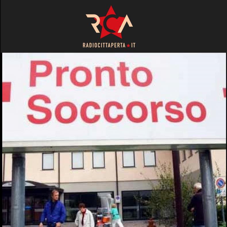 Lecco, presidio di solidarietà per Francesco Scorzelli: intervista a Riccardo Germani (USB)