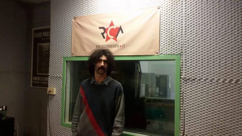 Intervista Andrea Laszlo De Simone 17-11-2017