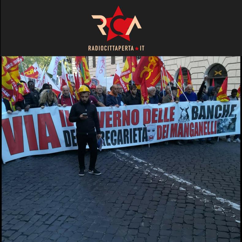 #operazioneverità – La diretta dalla manifestazione nazionale