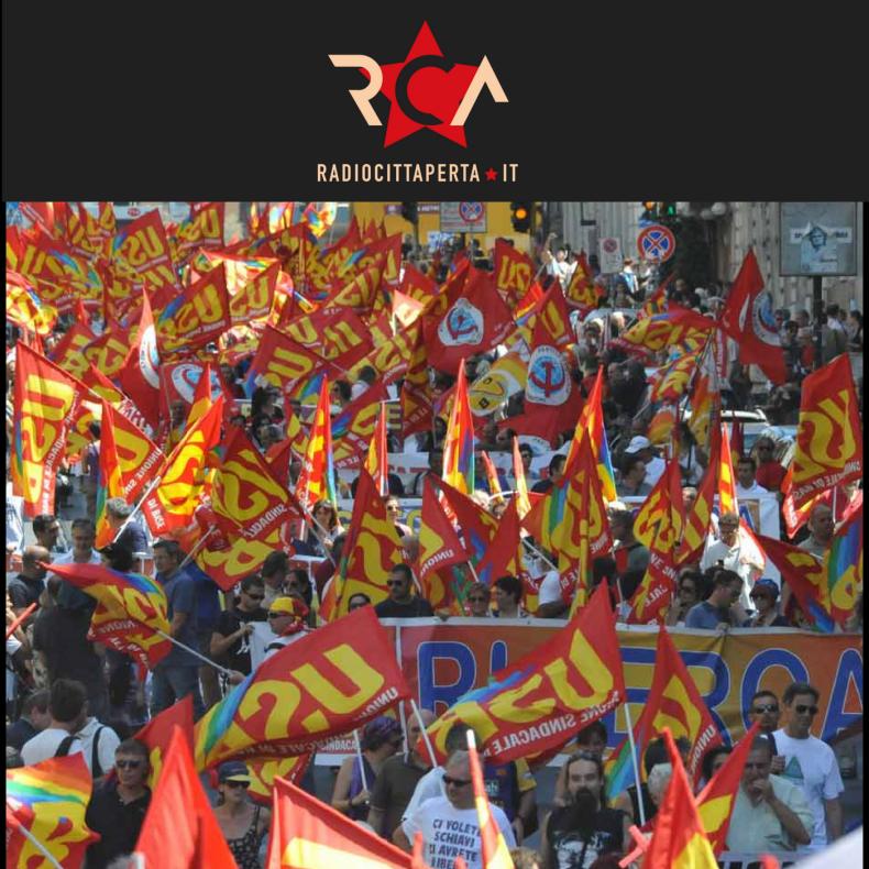 10 novembre: sciopero generale. Intervista a Emiddia Papi (USB)