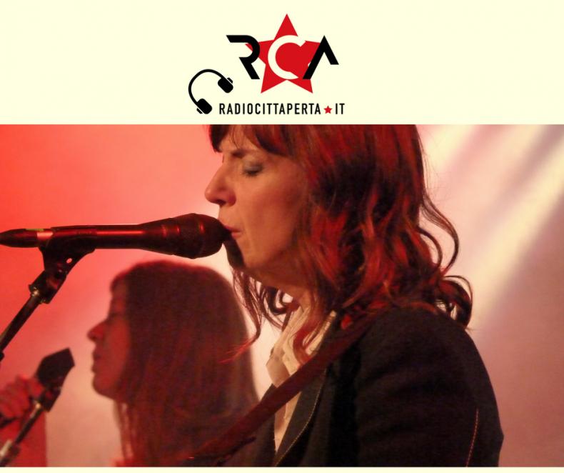 Cristina Donà Tregua 1997 – 2017 report concerto @Monk Roma