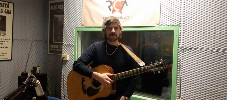 Intervista e live set Effe Punto 22-12-2017