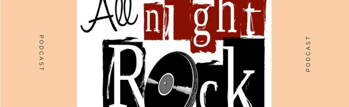 ALL NIGHT ROCK con MASSIMILIANO MONTENZ del 19-07-2019