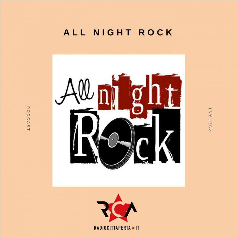 All Night Rock con Massimiliano Montenz