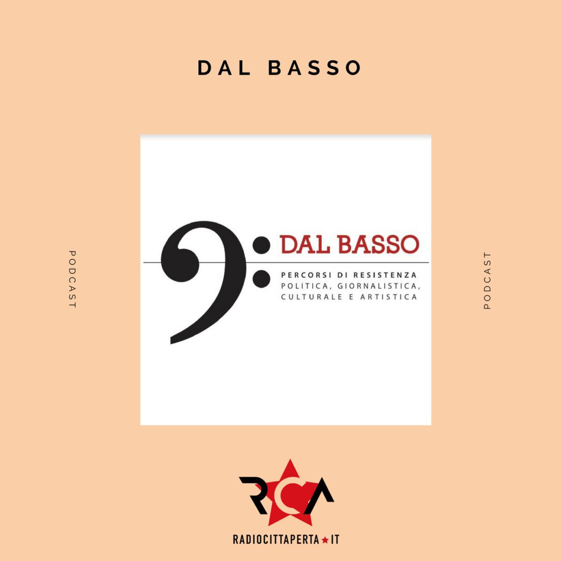 DAL BASSO con ALESSIO RAMACCIONI del 01-06-2018