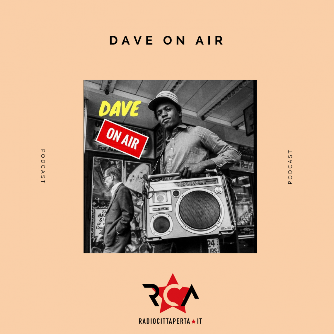 DAVE ON AIR con DAVE ONE
